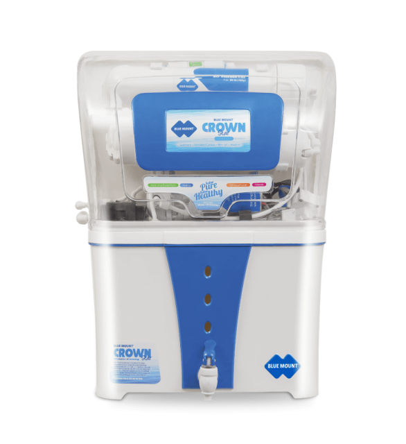 Blue Mount Alkaline Ro Water Purifiers